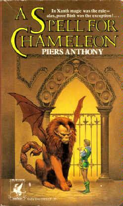 A Re-Read of the first 10 pages of Piers Anthony's A Spell ofChameleon