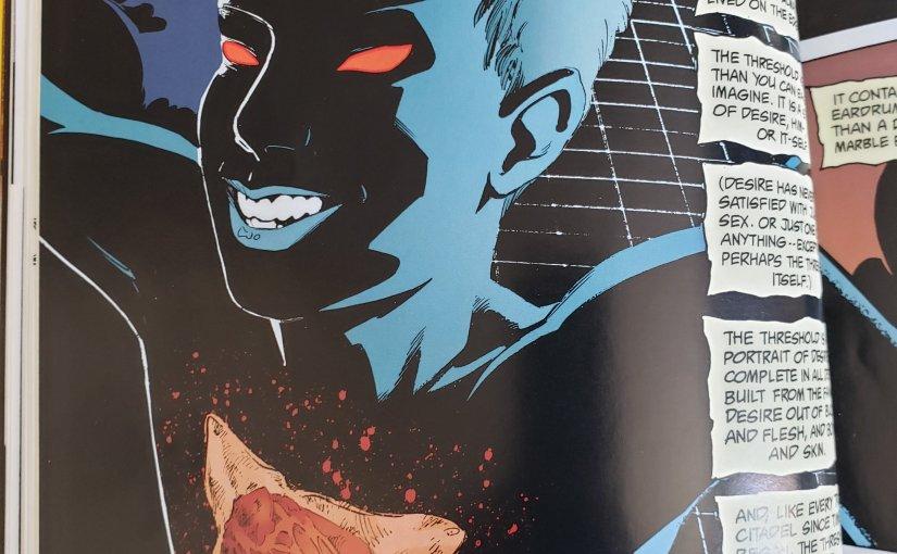 Sandman Issue 10: Portrait ofDesire